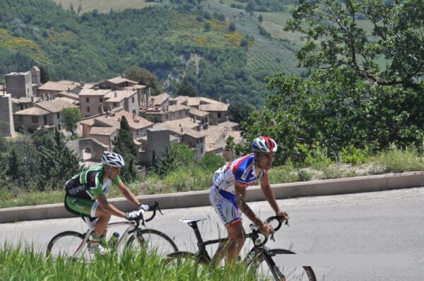 cycling tour Tuscany and Umbria