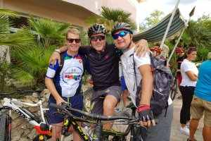 Bike Hotel Danila Elba Island