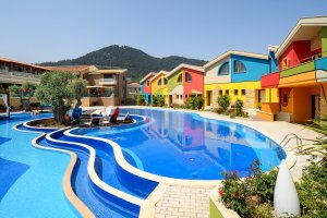 Thassos Alexandra Golden Bike hotel
