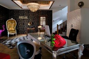 Bike hotel A for Art Design Thassos