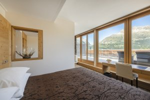 Bike Hotel Nira Alpina St Moritz – Silvaplana