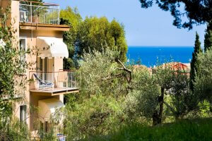 Bike Hotel Mediterraneo Liguria