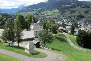 Time Megeve Cycling trip
