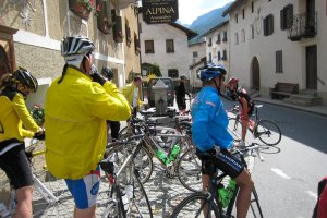 Cycle The Swiss Alps
