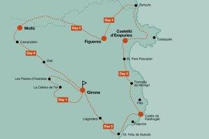 Cycling Girona – Pyrenees