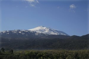 Cycling Trip Mount Etna to Ionian Sea
