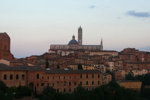 Cycling-Tuscany Siena-Sansepolcro