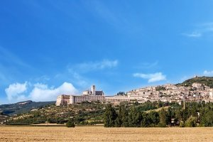Umbria cycling tour