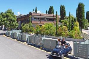 Bike friendly Residence Lamasu