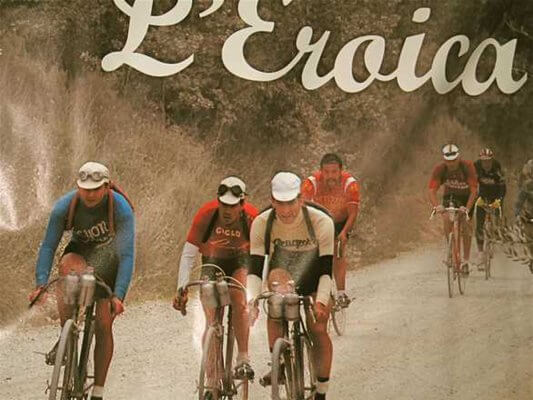 Eroica cycling trip