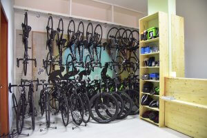 Bike Hotel Geovillage Sardinia