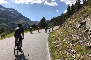 Dolomites road cycling Tour