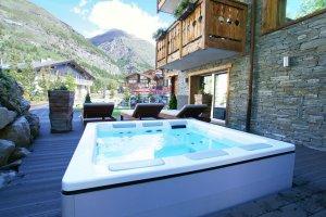 Bike Hotel Matthiol Zermatt