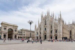 "Giro d""italia Final Day Milan"