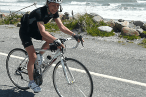 Road cycling tour New Zealand South Island