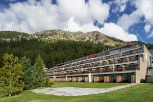 Bike Hotel Nira Alpina St Moritz - Silvaplana