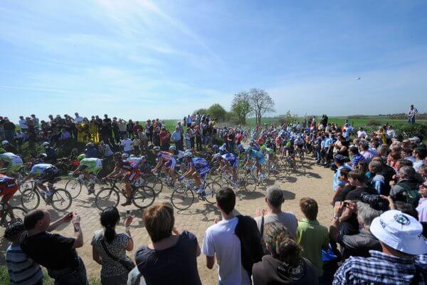 Paris Roubaix Cycling Tour