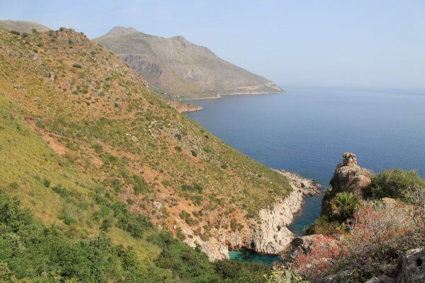 Self guided cycling Trip West Sicily