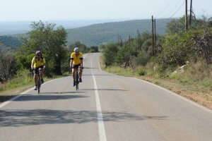 Algarve road cycling Tour
