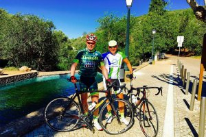 Self guided Algarve road cycling Tour
