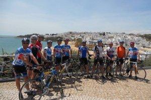 Algarve road cycling Tour