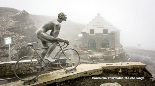 Barcelona - Tourmalet Cycling Trip