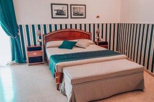 Bike hotel Corte di Nettuno Otranto Puglia