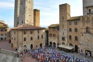 Farradverleih San Gimignano