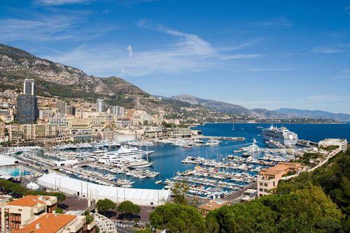 Fahrradverleih Monaco-Menton