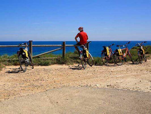 Fahrradverleih Apulien Puglia-Miet ein Fahrrad