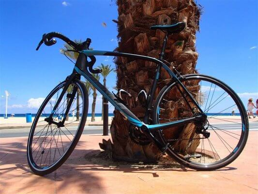 Bike hire Costa Brava