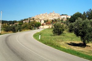 Strade Bianche Cycling Trip