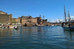Grand depart Brest