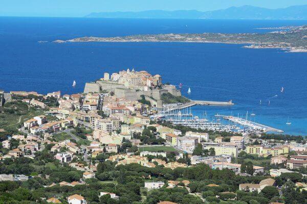 Guided Corsica island Trip on road bike