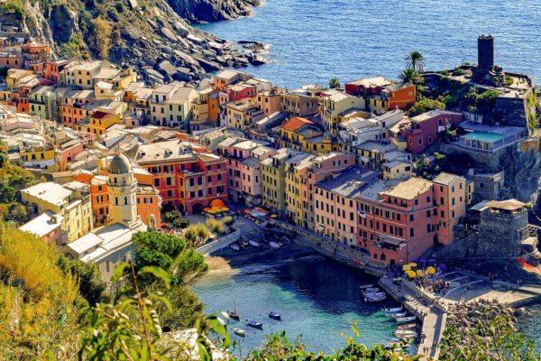 Bike Rentals Cinque Terre