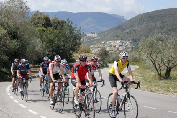 Bike hire Costa Blanca