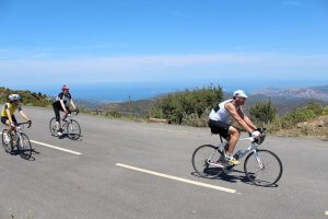 North Corsica road bike Trip