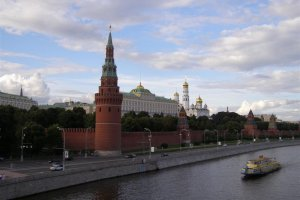 Cycling from Moscow to Sint Petersburg