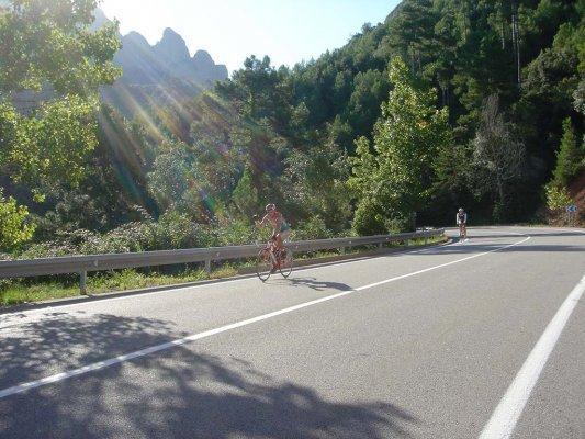 Road Cycling Tour Barcelona to Girona