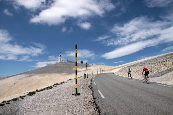 Fahrradverleih Mont Ventoux