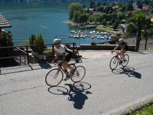 Self-Guided Road Cycling