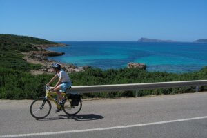 Self guided cycling Trip South Sardinia