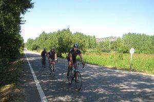 Barcelona to Girona on road bike