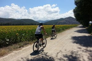 Tuscany Coast Cycling Tour