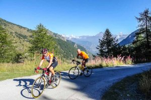 Geneva to San Remo road cycling tours