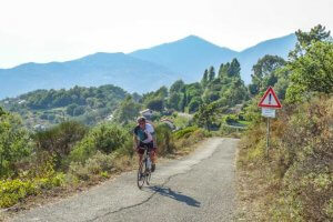 cGeneva to San Remo road cycling tours