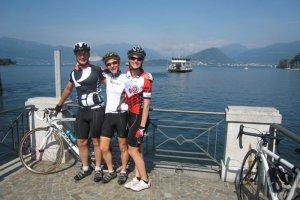 Lake Como Cycling