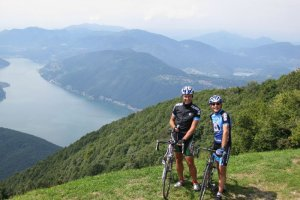 Lake Como Cycling Trip