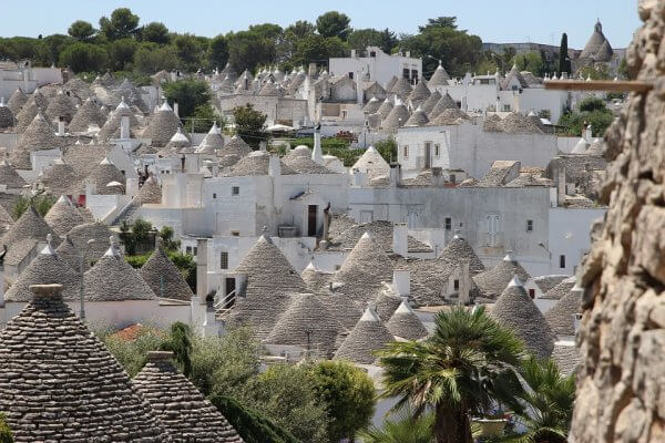 Puglia - Trulli & Itria Valley bike Trip