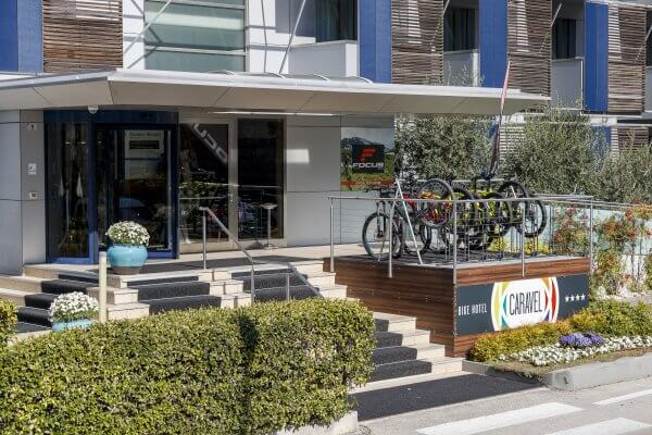 Bike Hotel Caravel Lake Garda